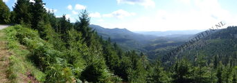 View over the Vosges