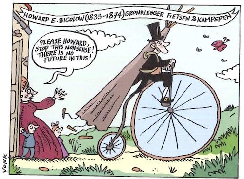 grondlegger fietsvakantie