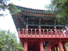 Wolsongjeong Pavilion in Wolsong-ri