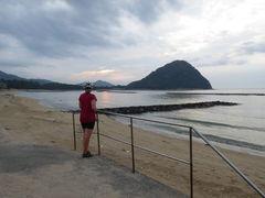 Het strand van Hagi